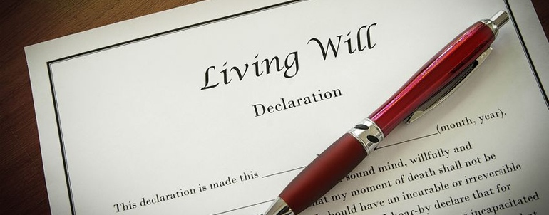 What to Consider When Writing a Living Will